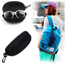 New Universal Sunglasses Hard Case Box Portable Protector Black Holder Storage