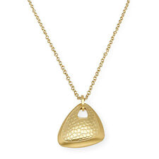 Collar Lotus Style LS1443/1/1 Acero Dorado Complementos de Mujer Joyería de Moda