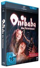 Onibaba - Die Töterinnen - Kaneto Shindo (BRD+DDR-Fass.) - Filmjuwelen 2 BLU-RAY