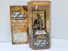Muhammad Ali Limited Edition Sports Illustrated Fine Pewter Boxing Statue Figure