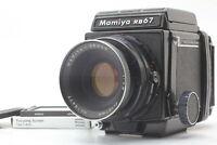 [NEAR MINT NEW SCREEN] Mamiya RB67 Pro Medium Format Sekor 127mm f3.8 Lens JAPAN