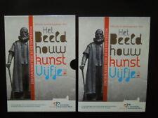 J1968 NETHERLANDS  2012 HET  BEELDHOUWKUNST  VIJFJE  5 EURO    SILVER  PROOF
