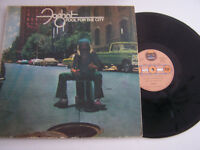 LP 33 TOURS , FOGHAT , FOOL FOR THE CITY ,1975 , VG - / EX .