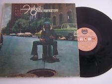 LP 33 TOURS , FOGHAT , FOOL FOR THE CITY ,1975 , VG - / EX .