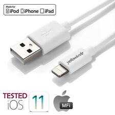 Apple iPad Lightning Cable Fast Charger Cord, MFI Certified 8 Pin Charger 6FT US