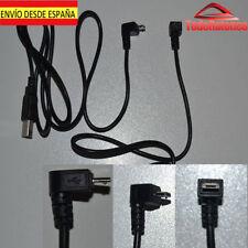 Câble de données Chargeur plat Micro usb microusb angle 90 ° degrés navigateur