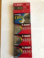 BASF FUJI diverse Kassetten 14 Stück