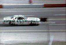 M565 35mm Slide 1978 NASCAR Darrell Waltrip Gatorade Chevy Napa 500 Charlotte NC
