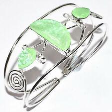 Australian Triplet Opal Gemstone 925 Silver Jewelry Adjustable Cuff