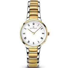 Accurist Ladies 8129 Two-Tone Stainless Steel Bracelet Watch RRP £84.99
