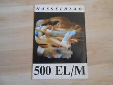 Hasselblad 500 EL/M