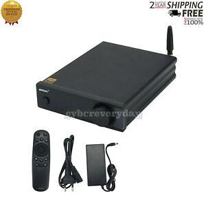 HiFi Bluetooth 5.0 Amplifier Headphone Amp DAC Decoder 100Wx2 TDA7498E Home Use