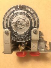 BENDIX 1589-1-C 28VDC VOLTAGE REGULATOR IN GOOD AS REMOVED CONDITION