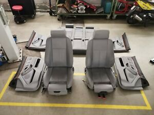 BMW e39 Lederausstattung mit Sportsitzen