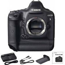 Canon EOS 1D X Digital SLR Camera (1DX) Body Only (BLACK) - Labor Day Sale
