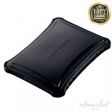 Elecom portable HDD 500GB USB 3.0 video recording compatible black ELP-ZS005UBK