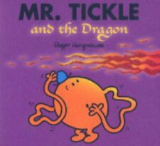 Mr. Tickle and the Dragon (Mr Men) by Roger Hargreaves, Acceptable Used Book (Pa