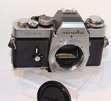 MINOLTA XE-1 SLR corps en ordre de marche (1162339)