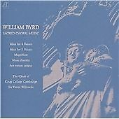 William Byrd - Sacred Choral Music (2008)  CD  NEW/SEALED  SPEEDYPOST
