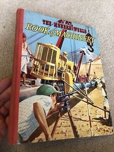 1950s Book Features Old Tractors Farm Machinery FORDSON MAJOR Etc