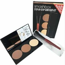 SMASHBOX STEP-BY-STEP CONTOUR KIT WITH BRUSH- NEW IN BOX- 100% AUTHENTIC