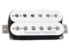 Seymour Duncan TB-5 Duncan Custom Bridge Trembucker - white