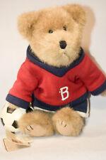 Boyds Bears: Stryker Scoresalot - 10 inch Plush Bear with Soccer Ball - 917372