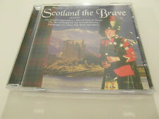 Scotland The Brave - Various Artists ( CD Album ) Used very good