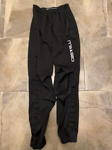 Castelli Cyclocross Warmup Pants Buttons