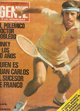 TENNIS GUILLERMO VILAS GRAND PRIX 1975
