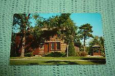 Vintage Postcard John Smith's Homestead 1839-1842 Nauvoo, Illinois