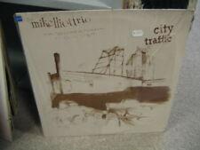 Mike Elliott Trio City Traffic vinyl LP RARE JAZZ 1977 EX