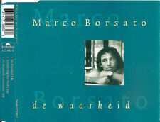 MARCO BORSATO - de waarheid MAXI-CD 3TR Holland 1996