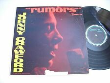 Johnny Crawford Rumors 1963 Mono LP