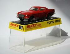 DINKY TOYS MECCANO No.116 BOXED VOLVO 1800S 1966-71 VNM IN HARD CASE SUPERB !