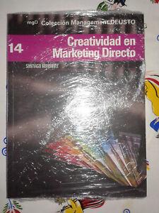 CREATIVIDAD EN MARKETING DIRECTO SANTIAGO RODRIGUEZ COLECCION MANAGEMENT DEUSTO