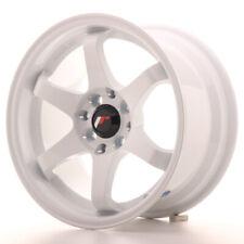 Japan Racing JR3 Alloy Wheel 15x8 - 4x114.3 / 4x100 - ET25 - White