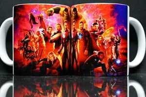 Avengers #2 Kaffee Becher game Pott anime manga Star Wars pokemon eevee 29/20