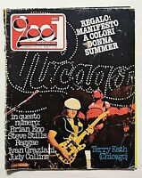 CIAO 2001 6-1978 TERRY KATH - CHICAGO - STEVE STILLS - BRIAN ENO - REGGAE