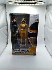 Hasbro Power Rangers Lighting Collection In Space Yellow Ranger New