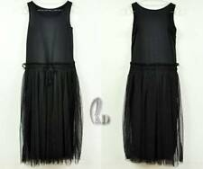 Midi Solid Dresses for Women with Blouson