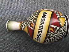 Vase Bogen Apotheke Aufschrift Rosenwasser alt