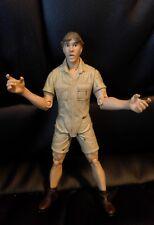 "2001 Talking Crocodile Hunter Steve Irwin 6.25"" Action Figure"