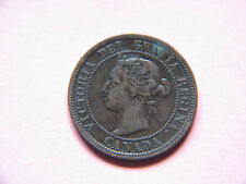 #2, 1900 H Canada, Canadian Large Cent Coin , Canadian One Cent