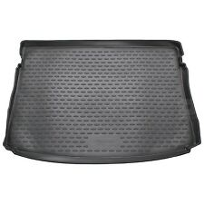 VW Golf Mk.7 Hatchback 13-18 Rubber Boot Liner Fitted Black Floor Mat Protector