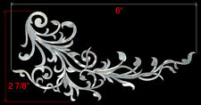 PG2# Pick Guard Inlay in White Mother of Pearl 1.5mm thickness For Guitar