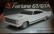 AMT 1966 Ford Fairlane GT/GTA 1/25 Model Car Mountain FS