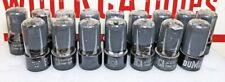 Lot of 16 NOS Test (Gm) RCA 6V6GT Beam Power Tubes (433)