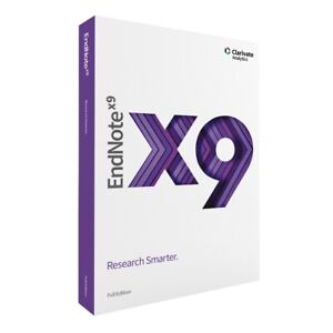 EndNote X9 For Windows Lifetime