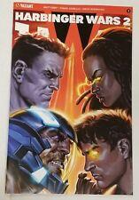Harbinger Wars 2 #1 1:50 Variant NM Valiant Comic Edition Direct J&R